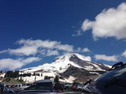 Mt. Hood in June